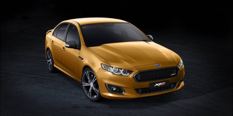 2014 Ford Falcon XR8