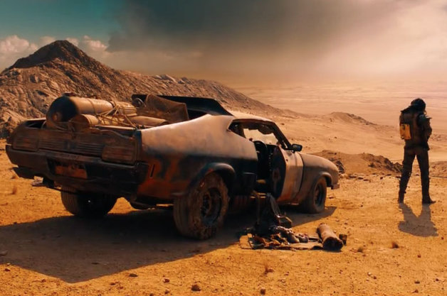 2015 Mad Max teaser trailer - Fury Road