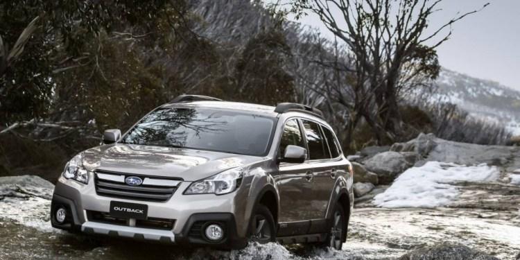 subaru australia has announced capped price servicing