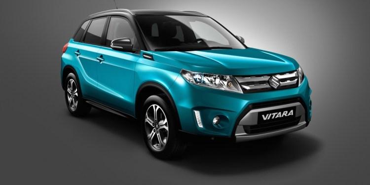 2015 Suzuki Vitara revealed