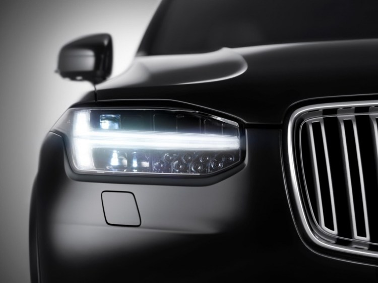All-new Volvo XC90 and its scalable platform