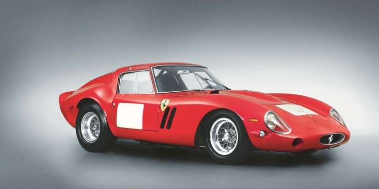 1962 Ferrari 250 GTO breaks auction record