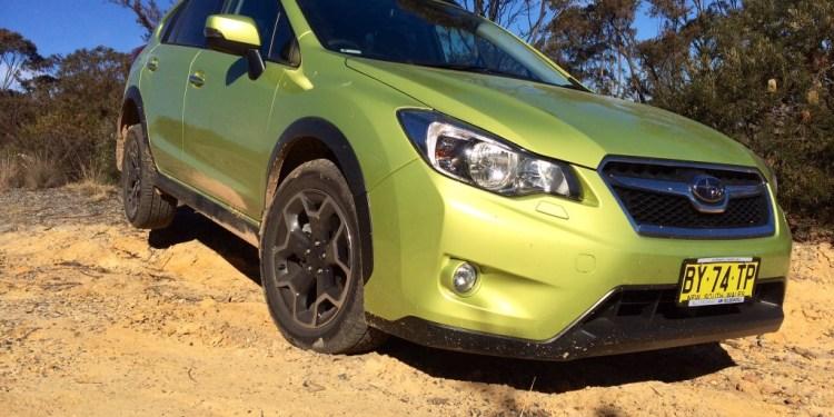 Subaru XV Long-Term - Week 5