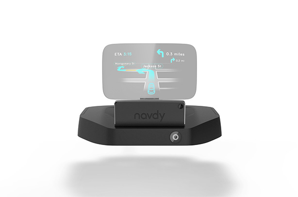 Navdy head-up display system