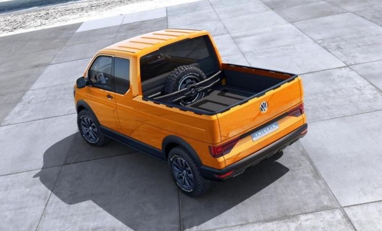 Volkswagen reveals Tristar concept