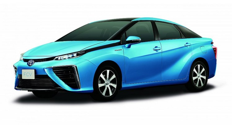 Toyota receives approval for self-inspection of hydrogen fuel tanks
