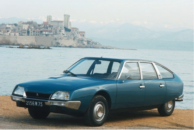 Citroen CX turns 40
