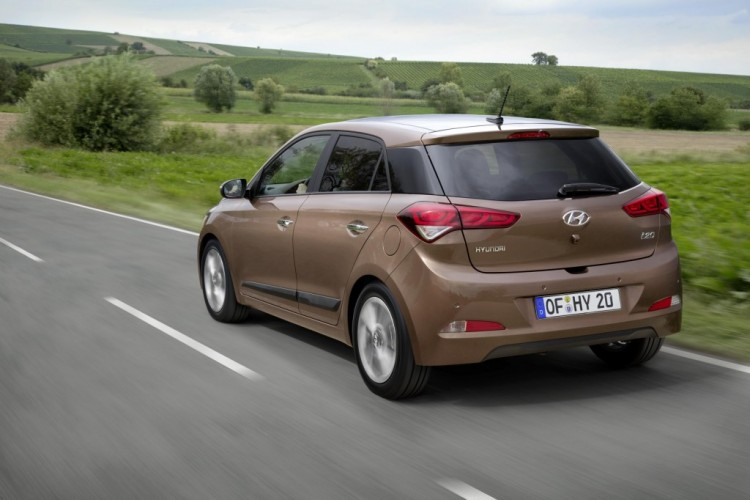 new Hyundai i20 won't come to Australia before 2016