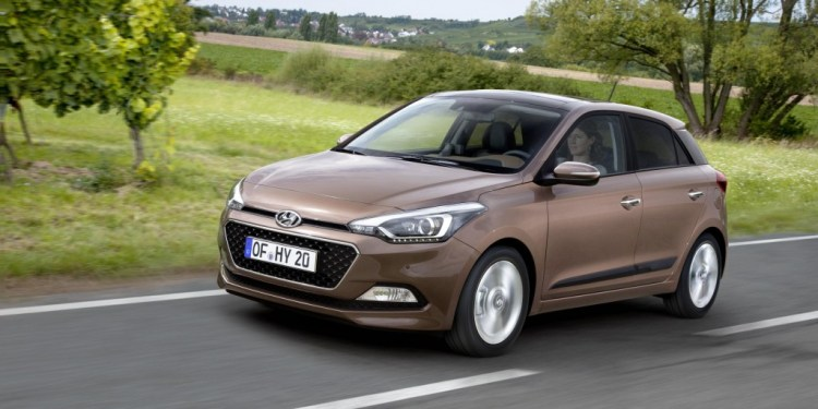 Hyundai has launched the new i20 five-door and revealed plans to produce a three-door i20 Coupe, but don't expect either in Australia before 2016.