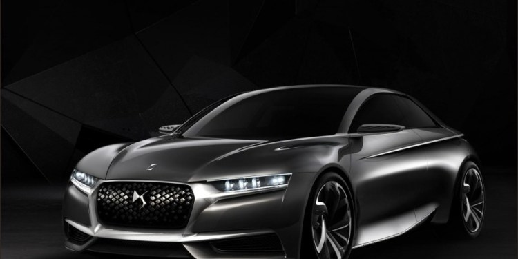 DS to reveal two concepts at Paris Motor Show