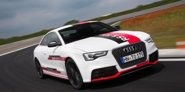 Audi upgrades part of its vehicle electrical system from 12V to 48V