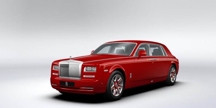 Stephen Hung buys 30 Rolls-Royce Phantoms