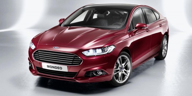 2015 Ford Mondeo details released