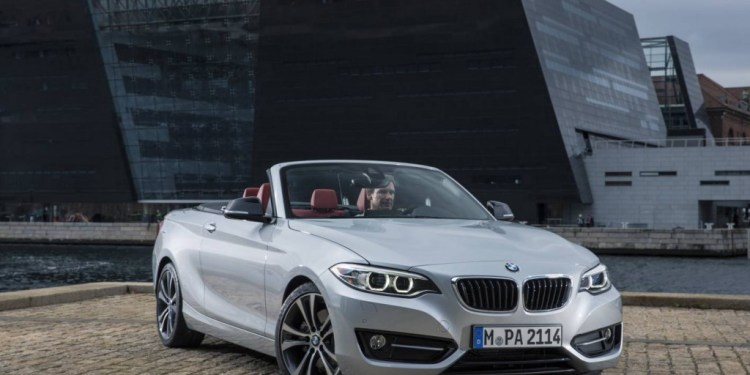 BMW's larger 2 Series arrives early 2015