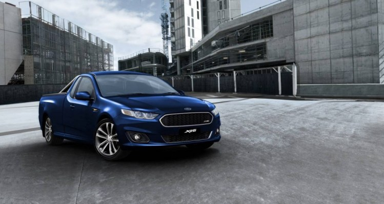 2015 Ford Falcon Ute details revealed