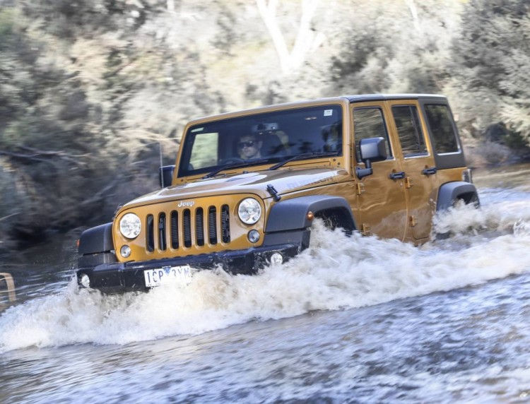 Jeep launches Wrangler Rubicon X