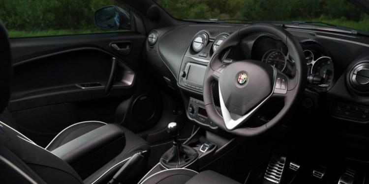 2014 Alfa Romeo MiTo Quadrifoglia Verde