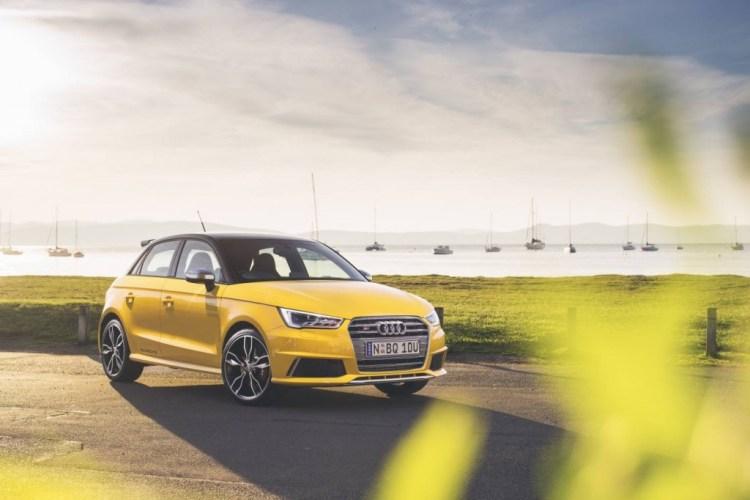 Audi launches S1 Sportback