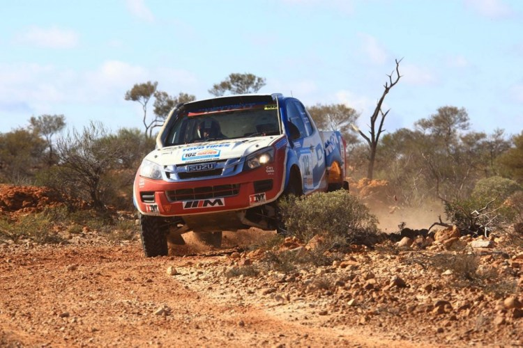 Isuzu Motorsports finishes strongly at 2014 Australasian Safari