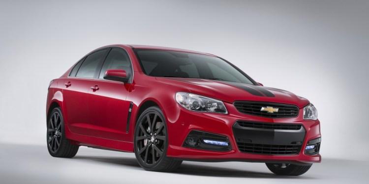 Chevrolet SEMA show cars