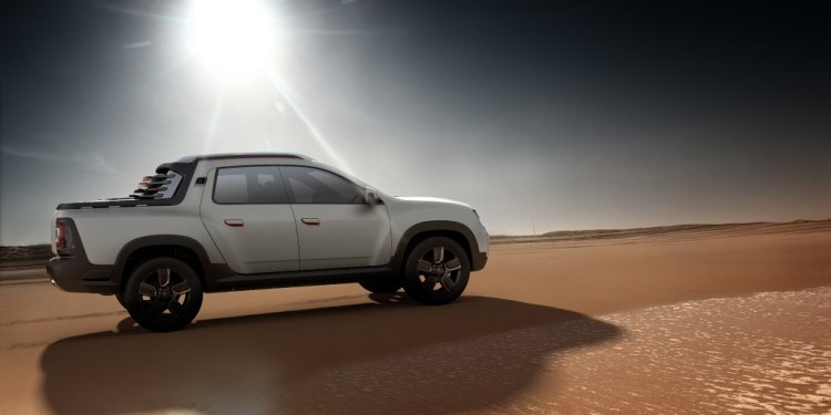 Renault reveals Duster Oroch concept