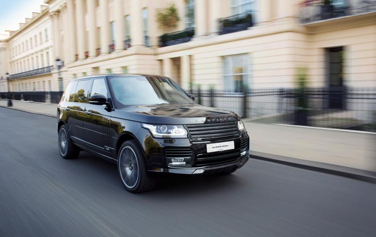 Overfinch Range Rover LWB