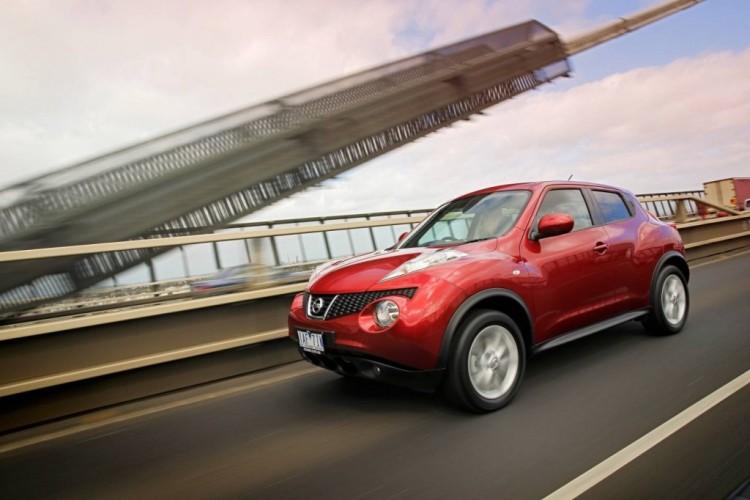 2014 Nissan Juke ST review