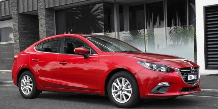 2014 Mazda3 Touring