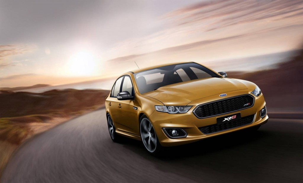 2014 Ford Falcon Xr8 Pricing And Details Announced Practical Motoring