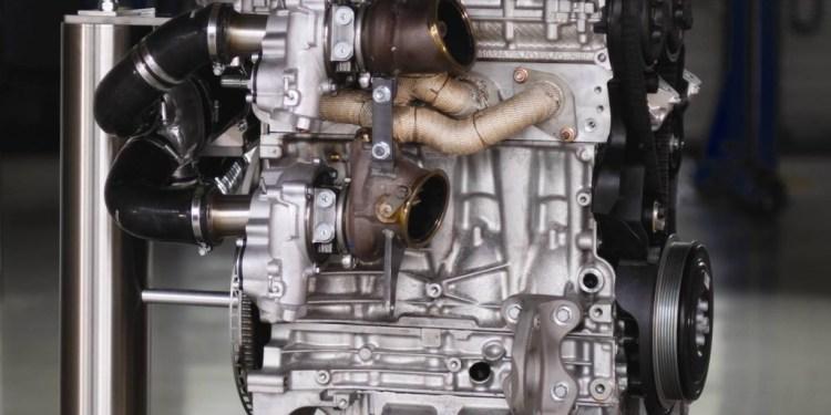 Volvo 45hp Drive-E High Performance Powertrain Concept