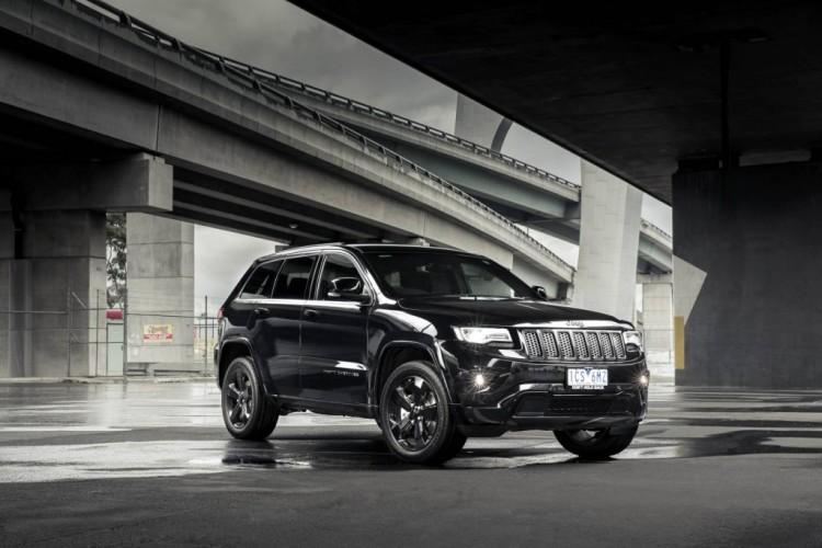Jeep Blackhawk Edition