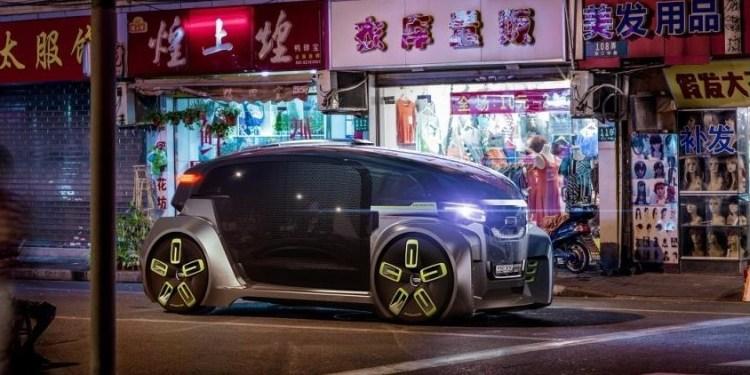 Q: QorosQloud Qubed concept for LA Auto Show
