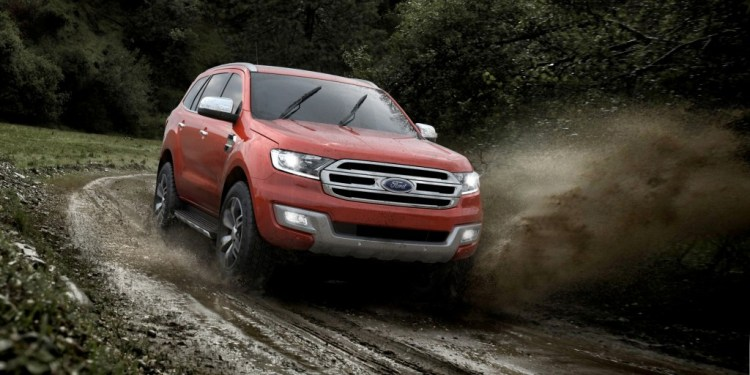 Will the Ford Everest be the best mid-size 4WD?