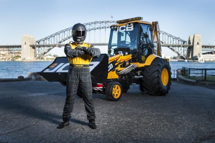 JCB GT becomes world's fastest digger