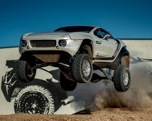 Local Motors Rally Fighter Hybrid concept