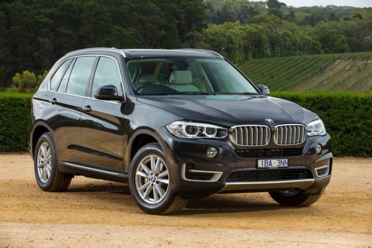 2014 BMW X5 sDrive25d review