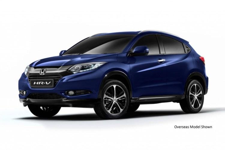 Honda to release HR-V in February 2015