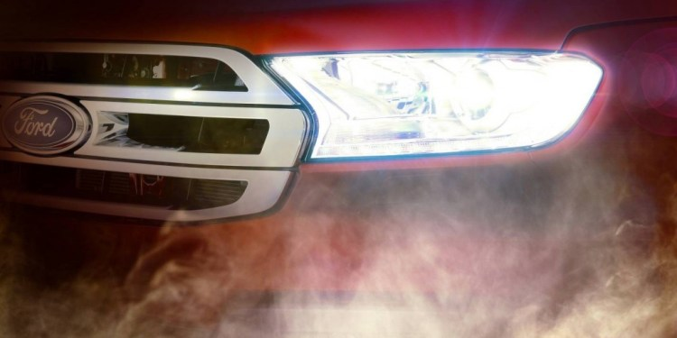 2015 ford everest set for 13 November reveal