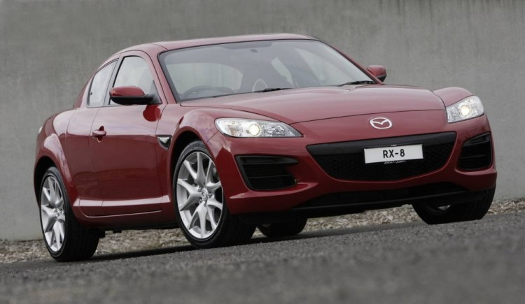 No more Mazda RX sports car