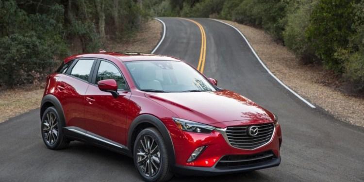 2015 Mazda CX-3 revealed