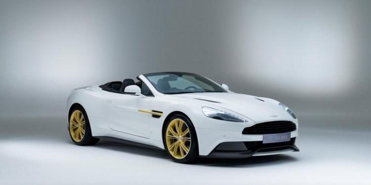 Aston Martin Works celebrates 60 years