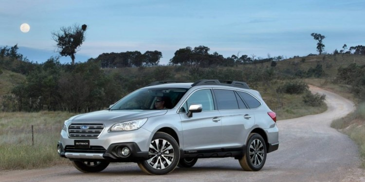 2015 Subaru Outback preview