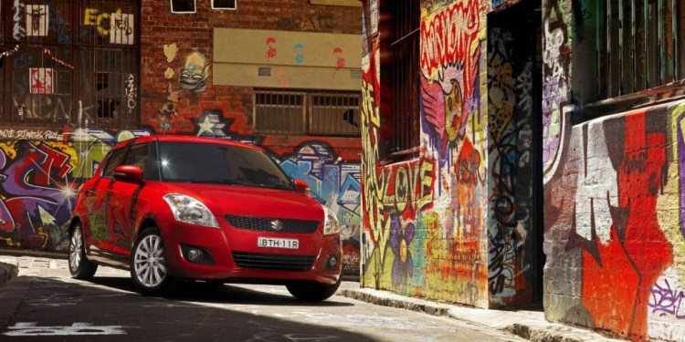 2014 Suzuki Swift GL review