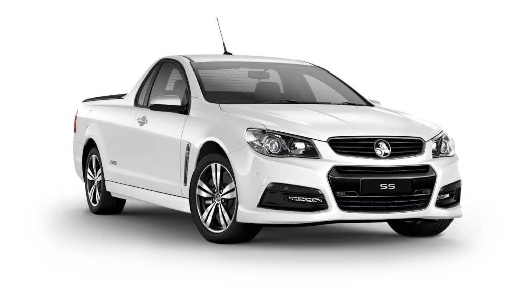 2014 Holden Vf Commodore Ss Ute Review Practical Motoring