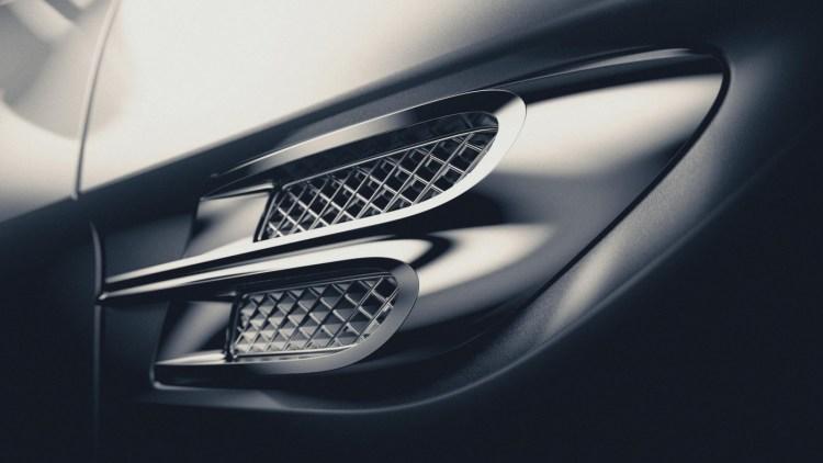 New SUV to be called Bentley Bentayga