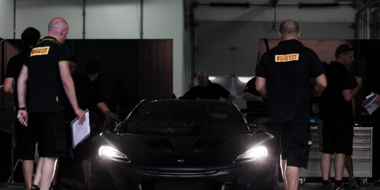 2015 McLaren P1 GTR set for Geneva debut
