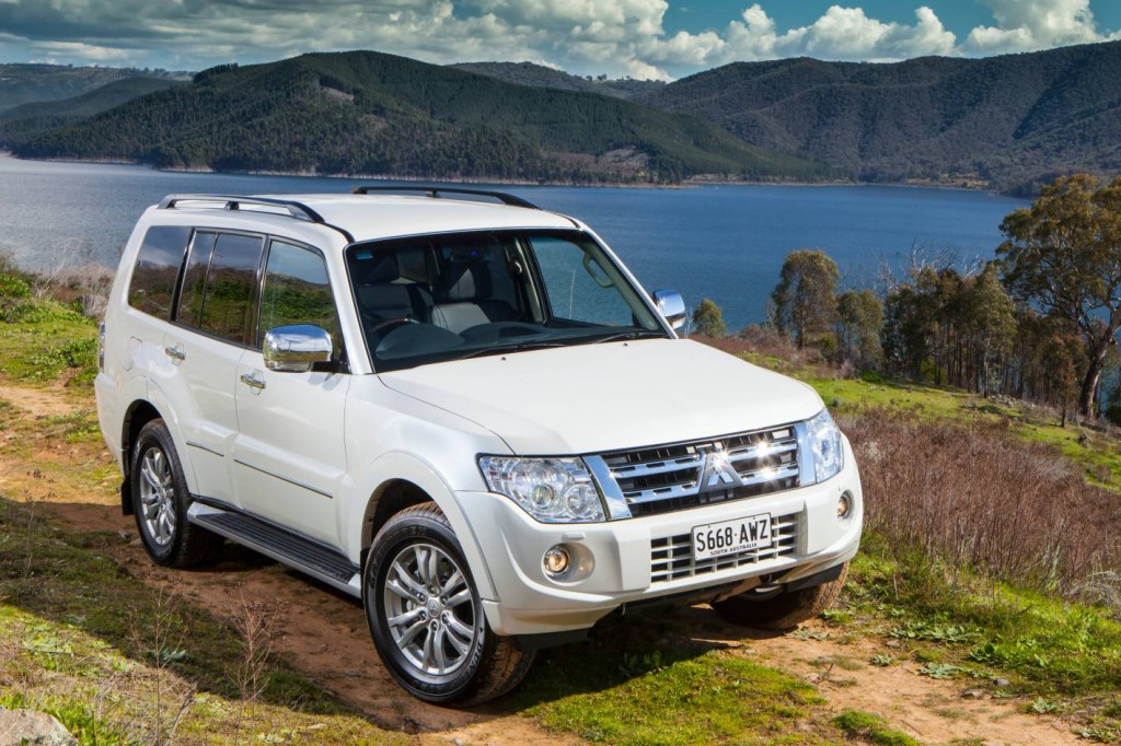 2014 Mitsubishi Pajero Review Practical Motoring