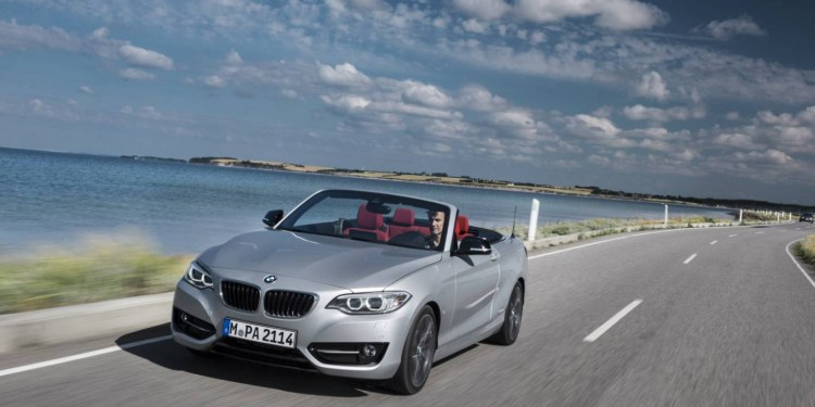 2015 BMW 2 Series pricing announced