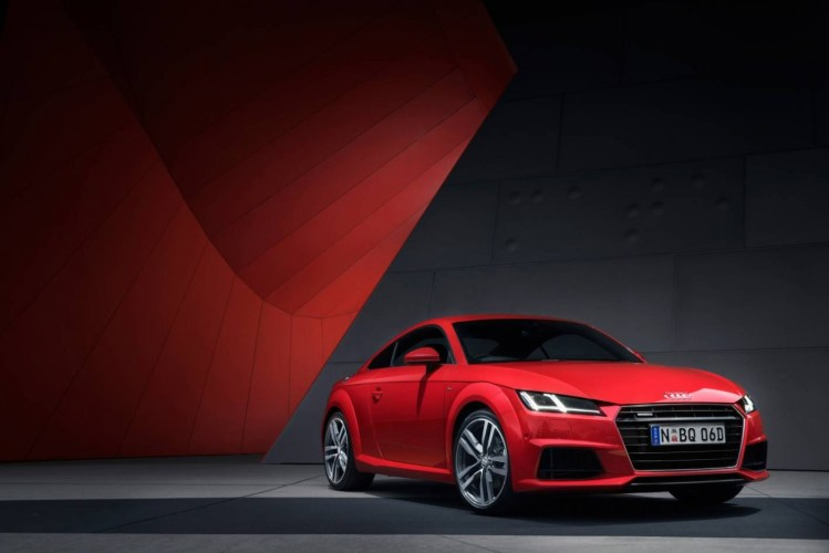 2015 Audi TT price announced
