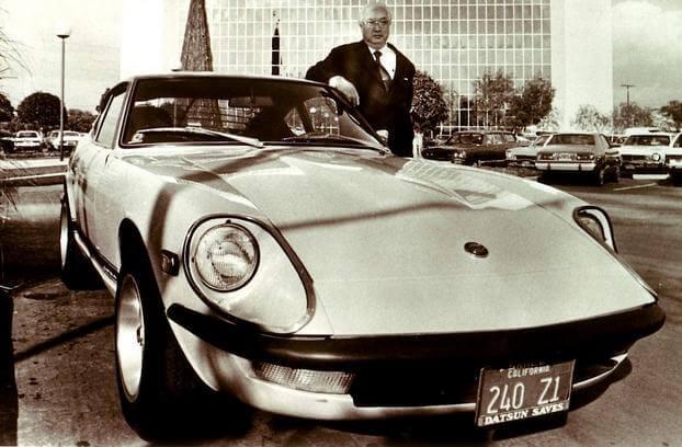 Yutaka Katayama dies at 105 - father of the Datsun 240Z